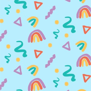 free wallpaper phone gratis achtergrond pattern rainbows regenbogen