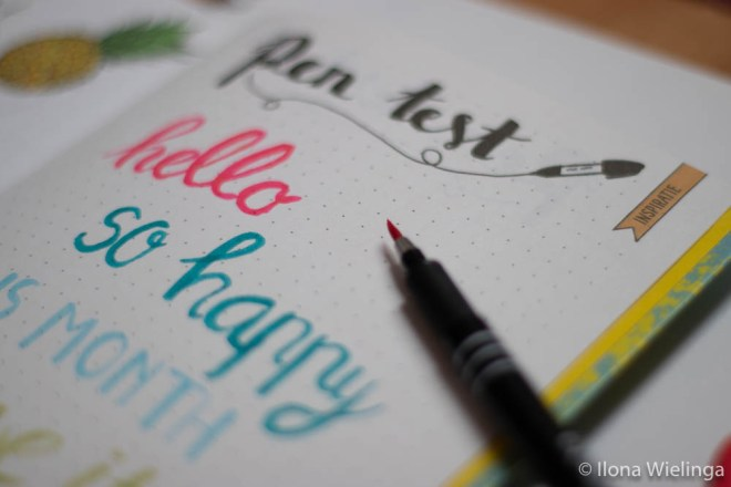 brush pens action review 2