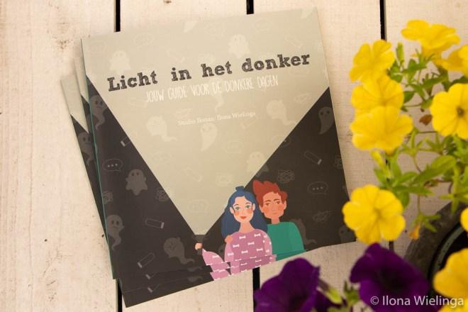 licht in het donker ilona wielinga