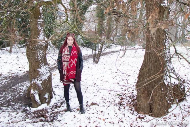 outfit sneeuw duurzaam