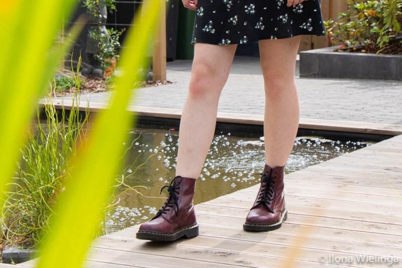 zomerjurkje zon outfit 9