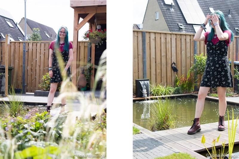 zomerjurkje zon outfit 1