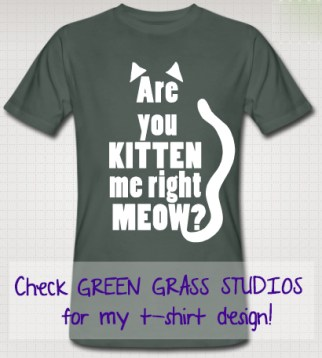 Are you kitten me T-shirt ontwerp - Check meer t-shirt ontwerpen in mijn Spreadshirt Shop http://751188.spreadshirt.nl/