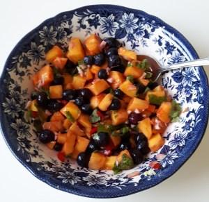 Mango mustika küüslaugu