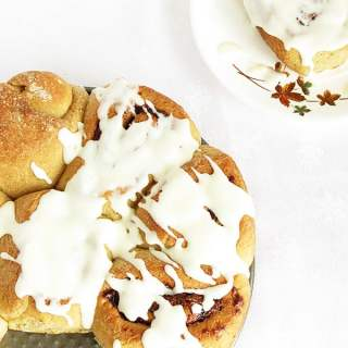 Almond Milk Yeast Rolls