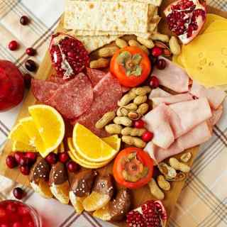 Winter Appetizer Platter