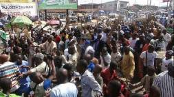 Image result for Youths hold rally in support of Saraki in Ilorin