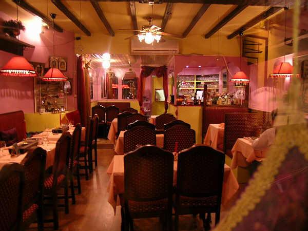 Restaurant BOMBAY INN  indisch restaurant Brussel