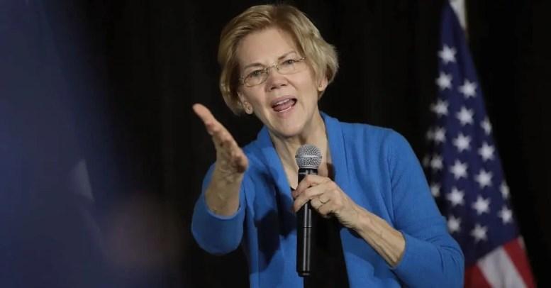 Elizabeth Warren wants to break Apple