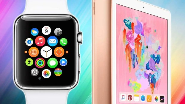 Apple AirPods 2 iPad Watch