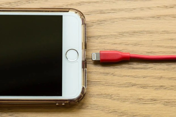 iPhone Faster Charger