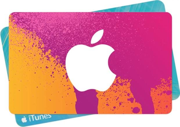 iTunes App Store Card
