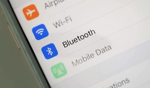 Bluetooth on iOS
