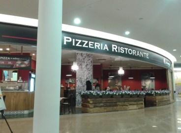pizzeria Michelangelo v Liberci