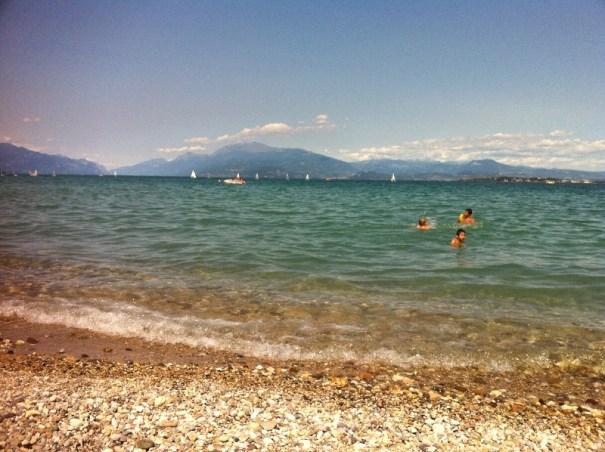 lago di Garda - jezero Garda