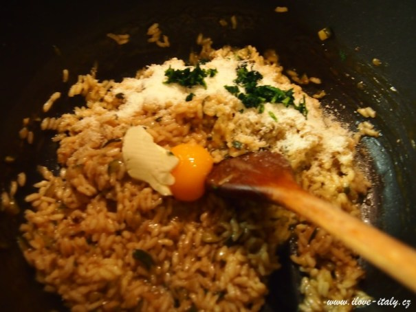 risotto recepty
