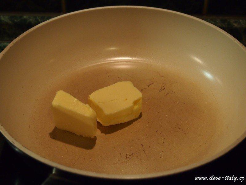 máslo z obchodu gran moravia
