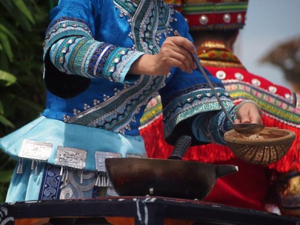 čajový rituál čína expo