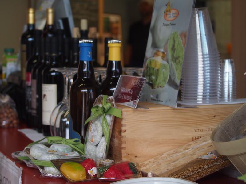 toskánské produkty