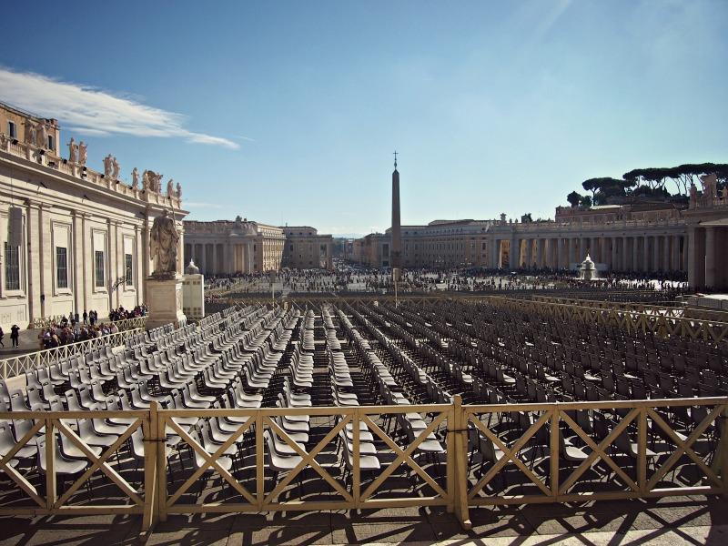 náměstí vatikán