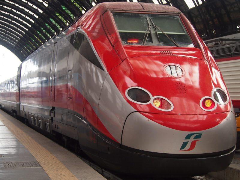 Freccia Rossa - nejrychlejší z vlaků