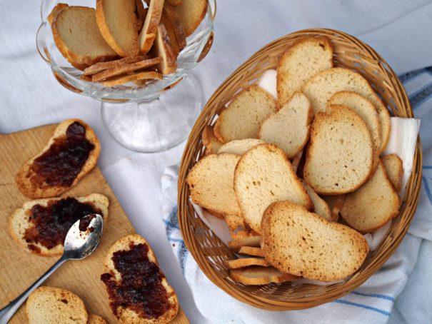 benátské sušenky marmeláda