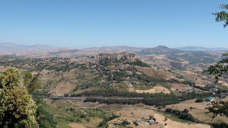 Castello di Lombardia - Calascibetta