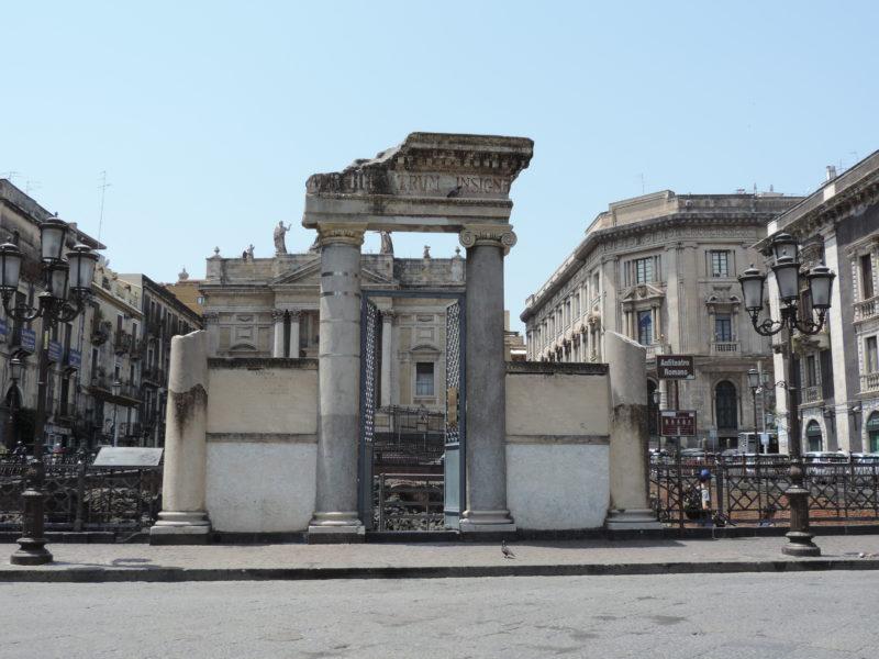 Catania - Amfiteatro Romano