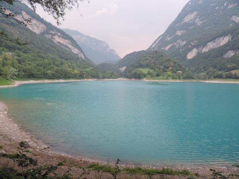 jezero Lago di Tenno