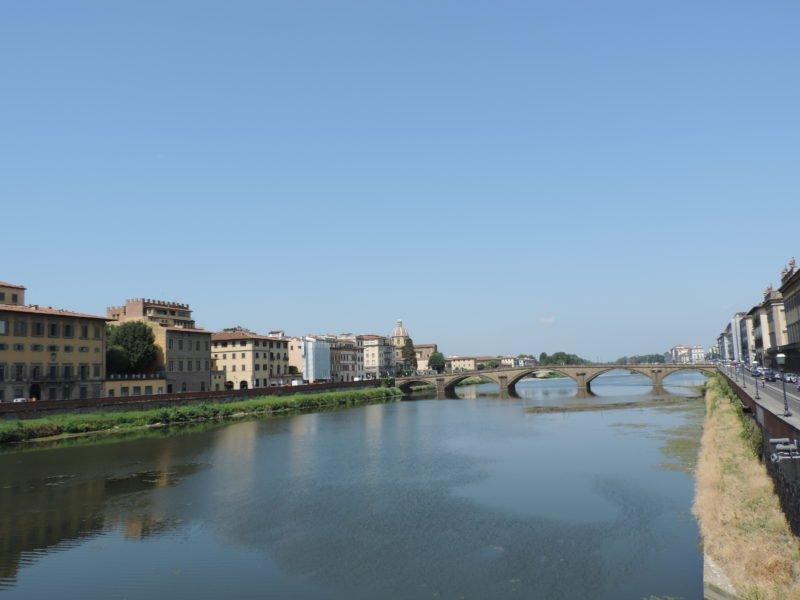 florencie most ponte santa trinita