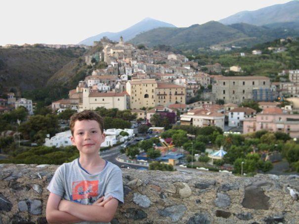 Itálie dovolená