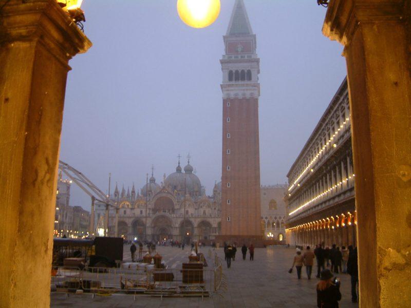 itálie benátky