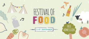 Festival of Food Airfield Estate