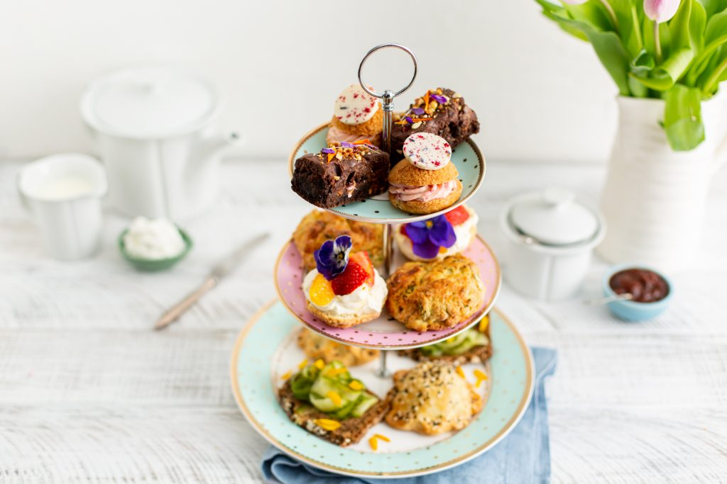 Afternoon Tea with Shane Smith, I Love Cooking Afternoon Tea