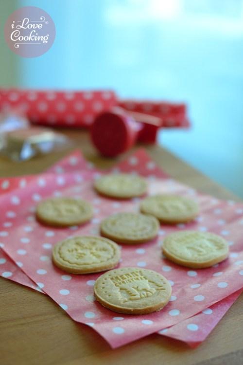 Biscotti Di Natale 1 Uovo.Sable Di Natale I Love Cooking