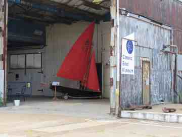The Classic Boat Museum - Boat Shed