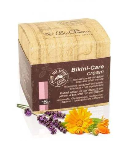 Bikini Care cream 40ml. - BioAroma - www.ilovecrete.eu