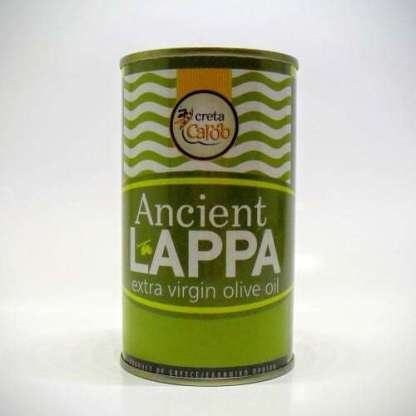 Ancient lappa olive oil 250ml.