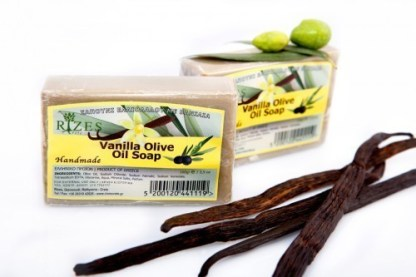 Vanilla Olive Oil Soap - 100gr