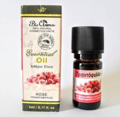 Roses essential oil. Aromatherapy for at home. - www.ilovecrete.eu