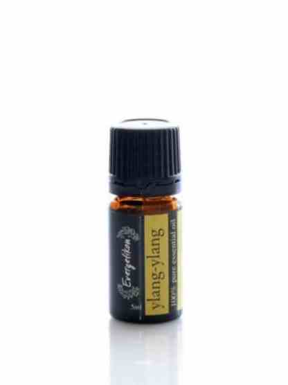 100% pure and natural Ylang-Ylang essential oil for aromatheray 5ml.
