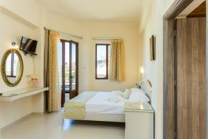 Double room Polyxenia Boutique Hotel, Rethymno Town, Crete - Greece