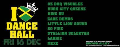 I love Dancehall – 8th BIRTHDAY