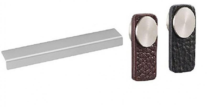 bouton ou une poignee sur un meuble