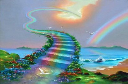 Image result for rainbow bridge