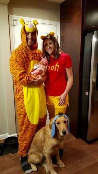 23 ingenious couples costumes you can wear with your dog ...