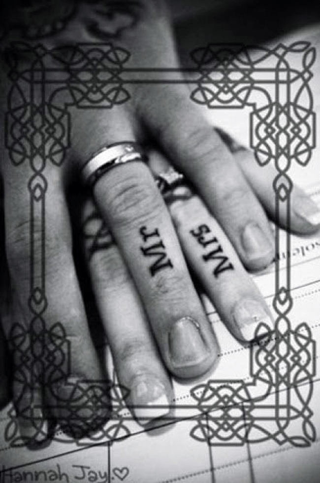 Love Really Is Forever With These Creative Tattoos  Explore Durban  KZN