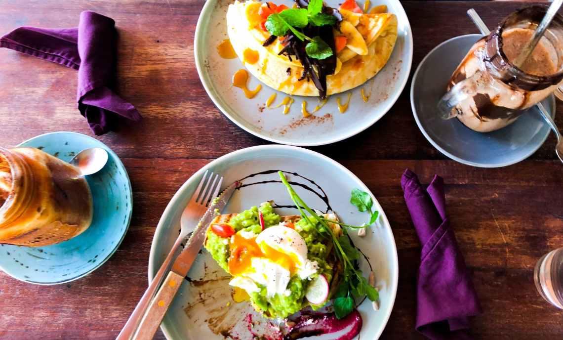 Top Cape Town Eggs Benedict Breakfast