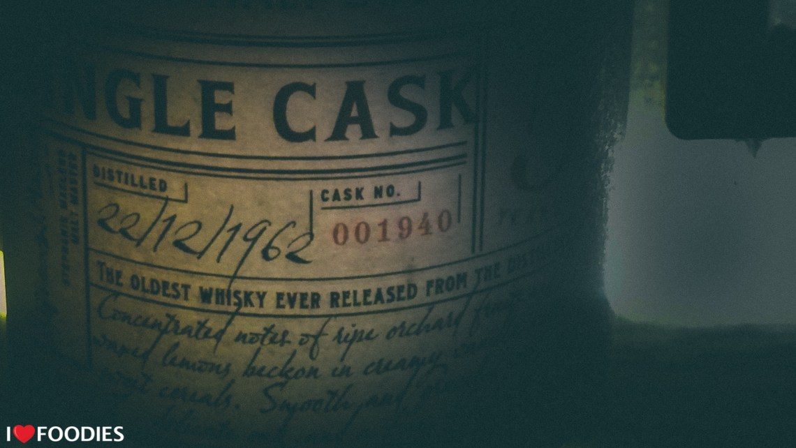 Craigellachie 51-year-old whisky