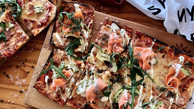 President Hotel Cape Town Absolutely FAB And Al Salmone Pizzas